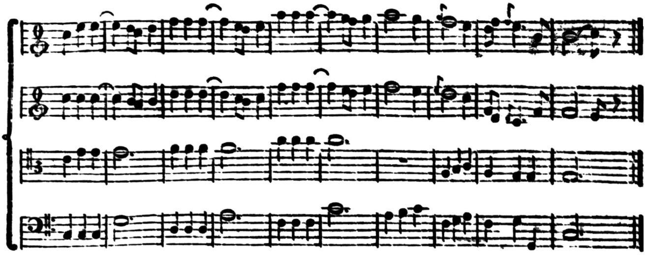 ZGMTH - The Gesangleiter in Joseph Riepel\'s Baßschlüssel (1786 ...